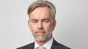 Hans Uhrus, interim presschef.