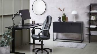3 forskellige indretninger af dit hjemmekontor