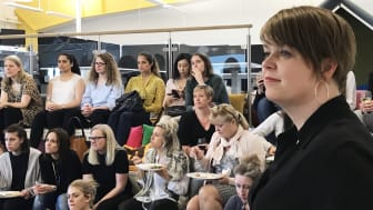 Telavox IT-nätverksträff för kvinnor 2018