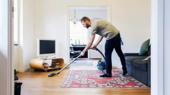 Her tipsene du trenger for at støvsugeren din skal leve lengst mulig. Foto: Elkjøp Norge