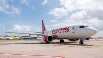 India's largest cargo airline SpiceJet launches scheduled freighter services between Singapore and India