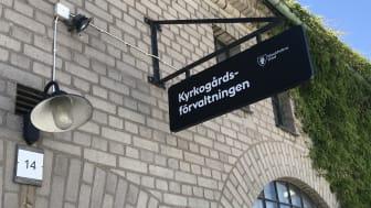 Konkurrensverket utreder Stockholms kyrkogårdsförvaltning