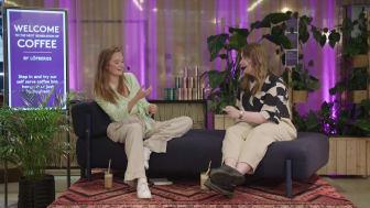 Frågan Live – Hur är det med bekräftelsebehovet Hanna Persson?