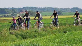 Nu invigs Monarkleden – en cykelled i Monarkgrundaren Birger Svenssons fotspår