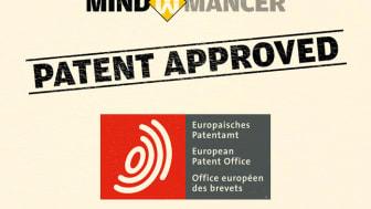 Europeiska patentverket avser bevilja Mindmancer patent