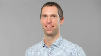Christian Carlsvärd är Webers nya produktchef för Fasad