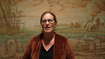 Lisa Larsson på Region Gotland berättar om sin innovation