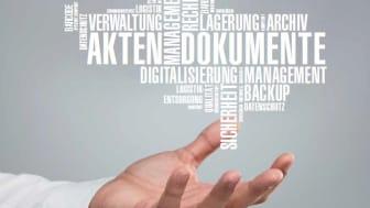 Scan Dienstleister dokuhaus sorgt für Rechtskonformität dank procilon Technologie