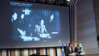 Sigma Technology takes part in Raoul Wallenberg Memorial Ceremony
