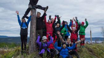 Nytt äventyrsläger för ungdomar på Sveriges stora djurparker