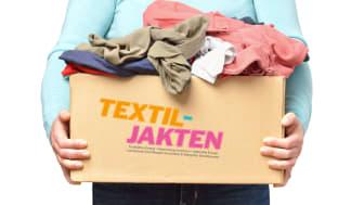 Nytt rekord för Textiljakten: 31 ton på 3 veckor