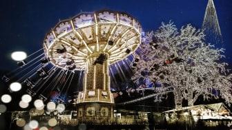 Liseberg ställer in julborden