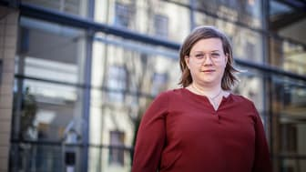 Ida Johansson (foto: Anna Sällberg, Högskolan i Gävle)