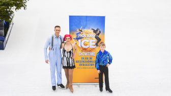 HOLIDAY ON ICE stellt neue Produktion SHOWTIME in Dresden vor