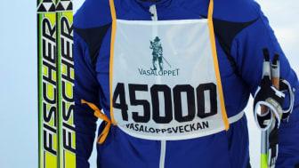 45.000 anmälda till Vasaloppets vintervecka 2011 – och TjejVasan snart fullbokad