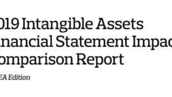 Aon 2019 Intangible Assets Financial Statement Impact Comparison Report