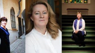 Tre Historiska Media-författare medverkar i TV4:s storslagna seriesatsning Drottningarna