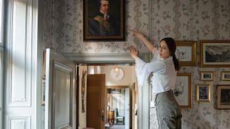Skådespelerskan Caroline Donath, foto: Mats Helgesson