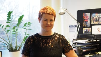Jenny Waldelius, Marketing Manager på Movement