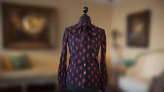 Sara Danius mode lever vidare i ny unik utställning