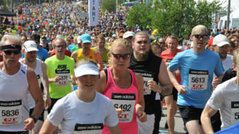 Kvinnorna blir fler i rekordstora GöteborgsVarvet