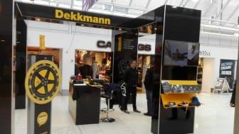 Dekkmann er på plass med sin Pop Up store på Åsane senter. Står rett ved Narvesen i 1. etg.