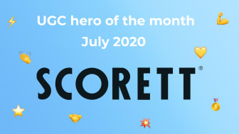 UGC hero of the month – July 2020: Scorett