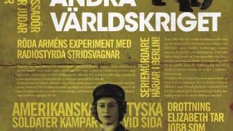 Ny bok avslöjar okända fakta om andra världskriget