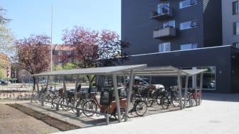 V-Plaza Cykeltak, Hörgården, Danmark