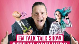 Stefan Odelberg En Talk Talk Show
