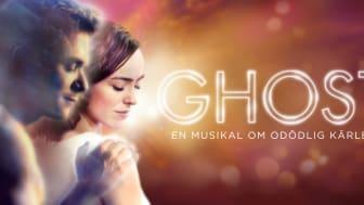 GHOST - Musikalen om odödlig kärlek kommer till China Teatern i höst!