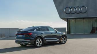 Audi tilbyder nu 22 kW AC-ladning til den 100% elektriske Audi e-tron