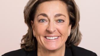 Kristina Ensgård, ny ordförande i SPP Fonder.