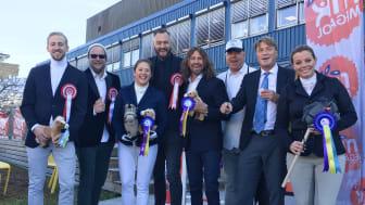 Samtliga ekipage i Mix Megapols Käpphäst Grand Prix
