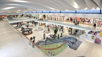 Komplex process när nya Täby Centrum skapas