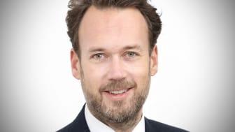Niklas Söderström tillträder vd-posten på Navigera 1 april