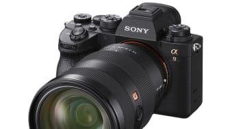 A Sony apresenta a Alpha 9 II, adicionando melhor conectividade e fluxo de trabalho para fotógrafos e fotojornalistas desportivos profissionais