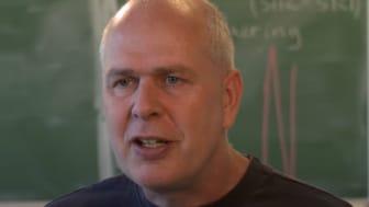 Jan Boddum Larsen, underviser på H.C. Ørsted Gymnasiet og medlem af National Komitéen for Matematik