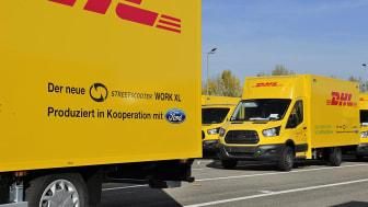StreetScooter Work XL: Fords nye elektriske varebil
