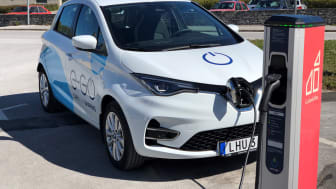 GotlandsHem och E-go fortsätter miljösamarbetet