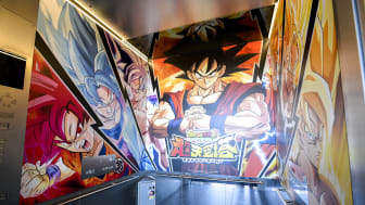 """Collaboration Event Presented by TOKYO SKYTREE® and the Movie Dragon Ball Super: Broly Outline of """"Dragon Ball Super: Broly SKYTREE Super"""" announced!!  Thursday, November 1, 2018 to Monday, January 7, 2019."""