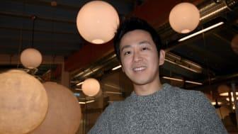 Kentaro Umeki, forskare vid Luleå tekniska universitet.
