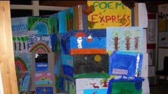 Pressinbjudan till Poem Express 26-27 oktober