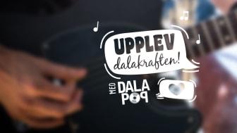 Upplev dalakraften med Dalapop