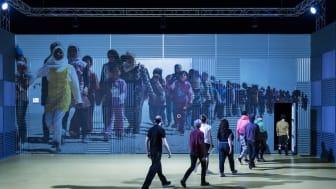 Urpremiär för The Misfits på Backa Teater – i ett absolut samtida Europa