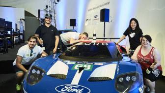 De spelare som körde Ford GT under Forza Racing Championship.