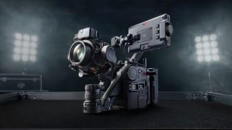 DJI Revolutionizes Filmmaking With World's First 4-Axis Cinema Camera