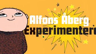 Pressinbjudan: Invigning av Alfons Åberg Experimenterar