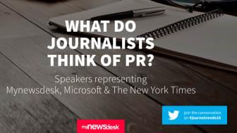 Video: Hvordan ser journalister på PR?