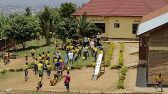 Die Primarschule in Ntarama